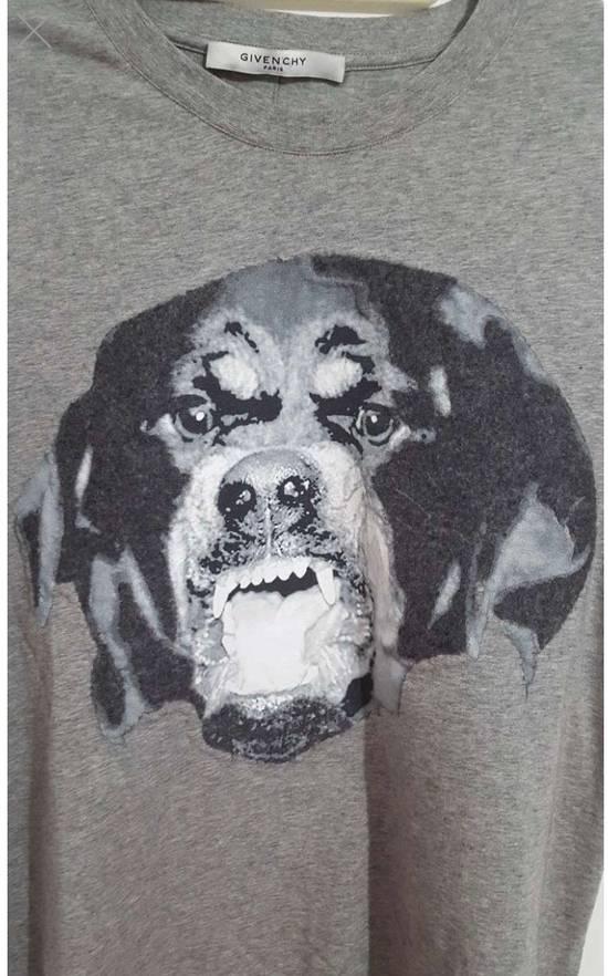 Givenchy Grey Rottweiler Tshirt Size US L / EU 52-54 / 3 - 3