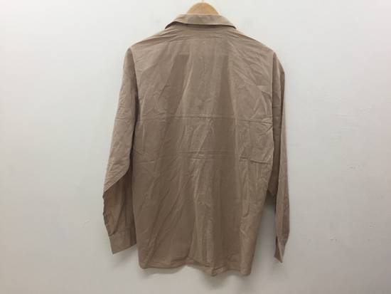 Givenchy 80's GIVENCHY button up double pocket 52% seta 42% cotton luxury made in italy Size US M / EU 48-50 / 2 - 5