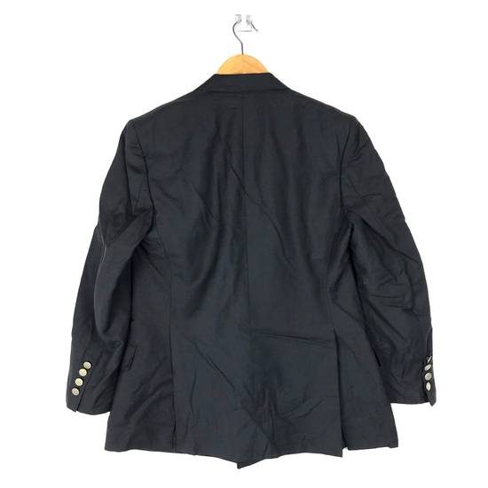 Givenchy Givenchy Wool Coat Blazer Made In Italy Size 40S - 2