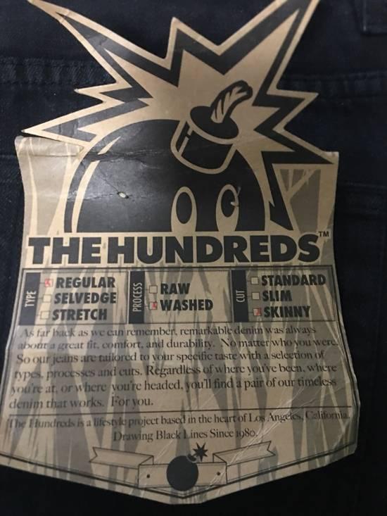 The Hundreds The Hundreds Black Denim Jeans Box Logo Size US 34 / EU 50 - 1