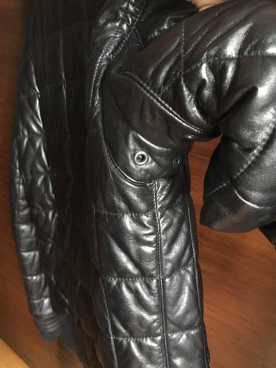 Balmain Balmain Homme Rare Leather Puffer List $6590 Size US S / EU 44-46 / 1 - 7