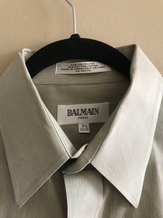 Balmain Balmain Button-up Shirt Size US M / EU 48-50 / 2