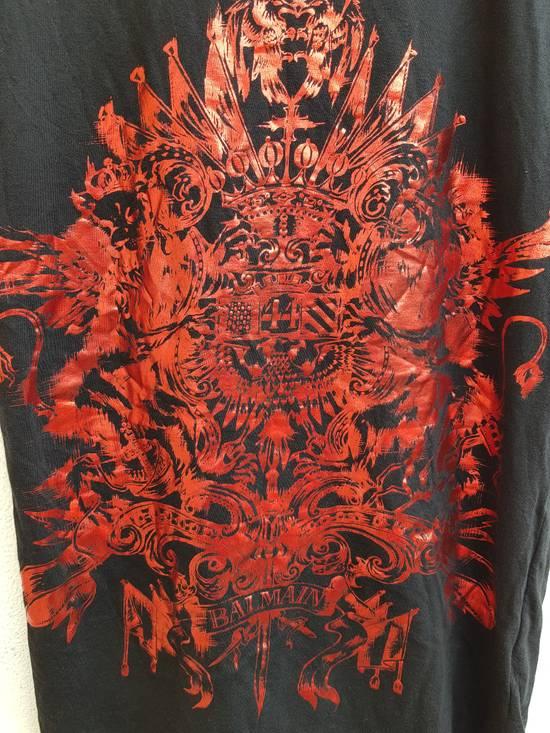 Balmain Balmain Paris Heatwave Automne-Hiver 2015 T-Shirt Size US XS / EU 42 / 0 - 2