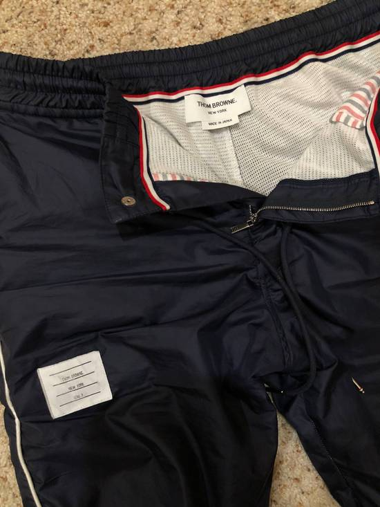 Thom Browne Striped Navy Track Pants Size US 32 / EU 48 - 4