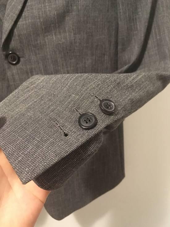 Balmain SS11 Grey Blazer Size 36R - 3