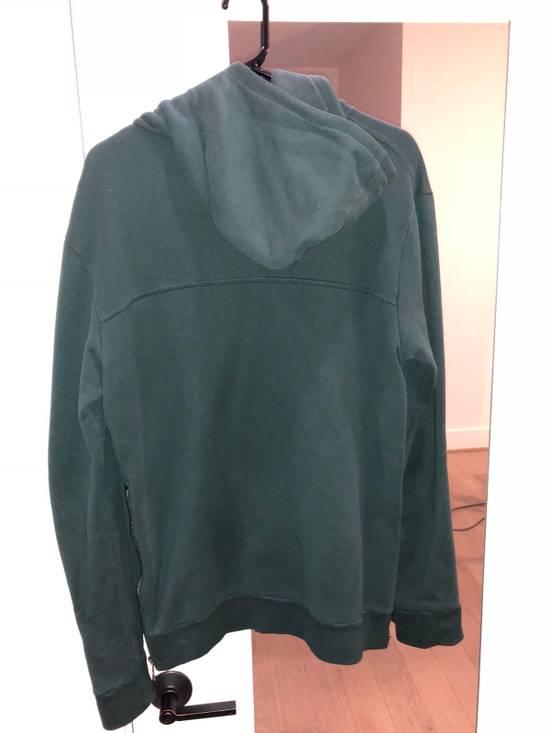 Balmain Green Patchwork Hoodie Size US M / EU 48-50 / 2 - 4