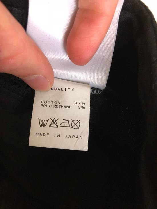 "Julius 2015 ""Prism"" Waxed Cargo Pants NEW Size US 36 / EU 52 - 13"