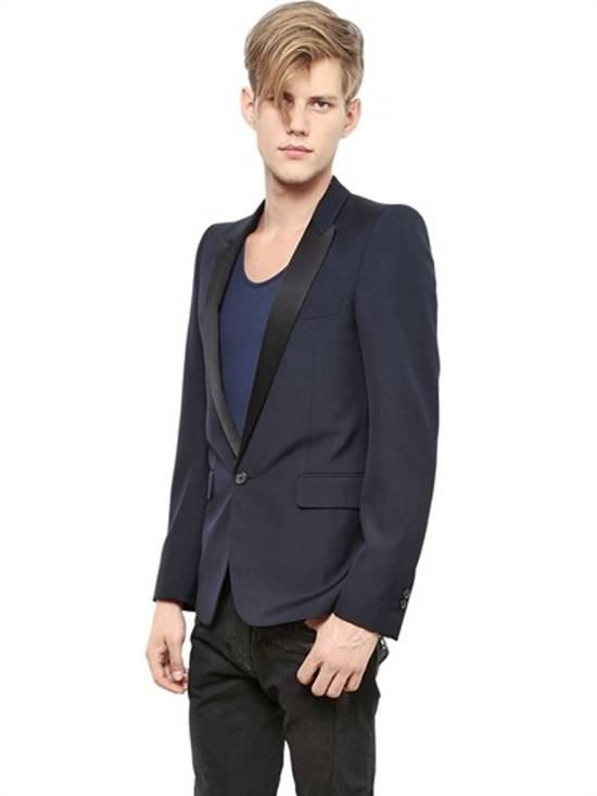 Balmain 2015 black tuxedo jacket Size 38R - 6