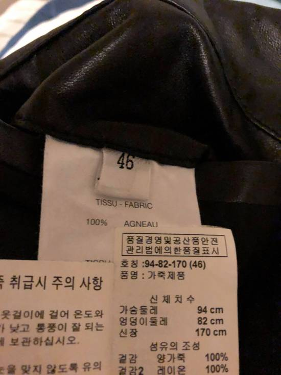 Givenchy Givenchy ss13 neoprene and leather bomber jacket Size US S / EU 44-46 / 1 - 3