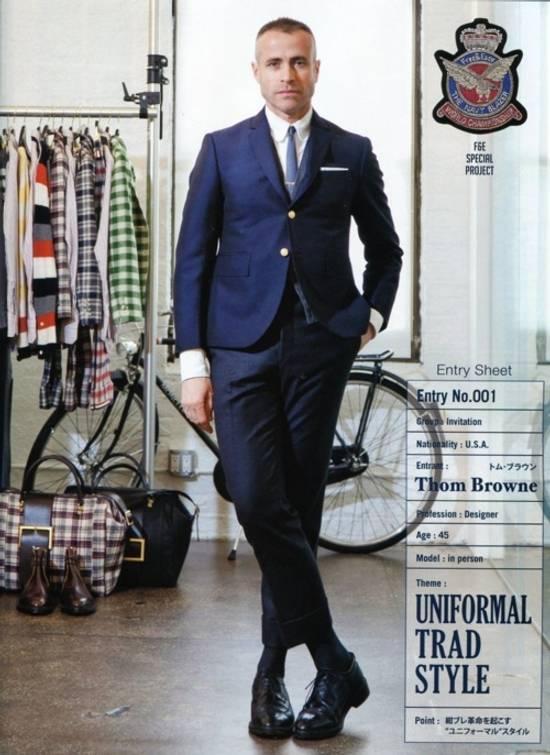 Thom Browne Thom Browne Cashmere navyblue blazer Size 34R - 1