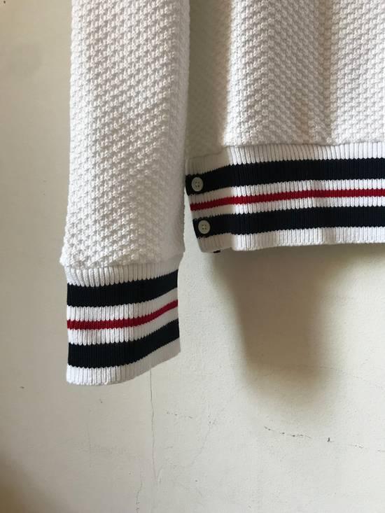 Thom Browne boxy v neck pullover Size US L / EU 52-54 / 3 - 4