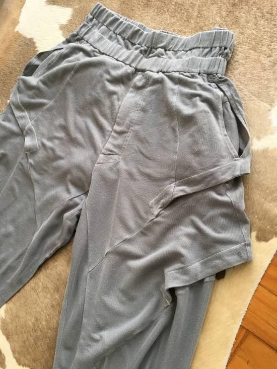 Julius Japan made silk and cotton layered skirted sweatpants Size US 29 - 2