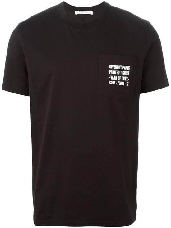 "Givenchy ""War of Love"" Pocket T-shirt Size US S / EU 44-46 / 1 - 2"