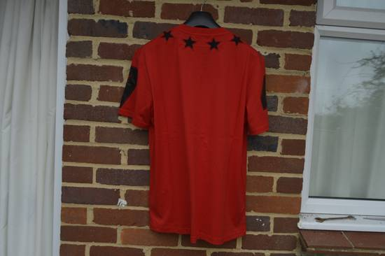 Givenchy Red 5 Stars T-shirt Size US XL / EU 56 / 4 - 7