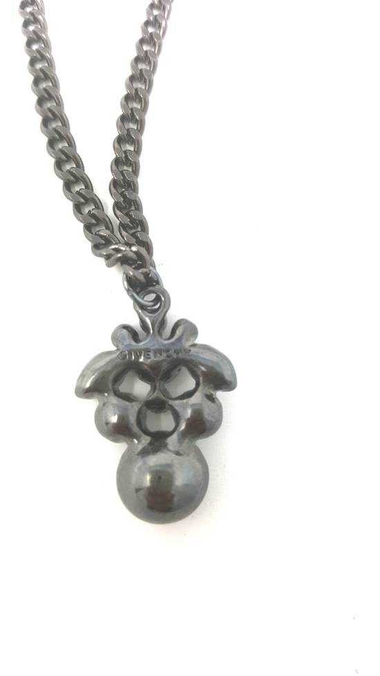 Givenchy Double sided gun metal necklace Size ONE SIZE - 5