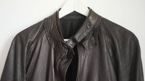 Julius gun holster leather jacket Size US S / EU 44-46 / 1 - 1