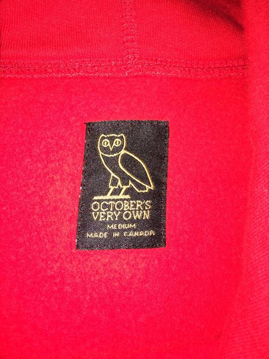 Octobers Very Own OVO Red Hoodie Size US M / EU 48-50 / 2 - 2