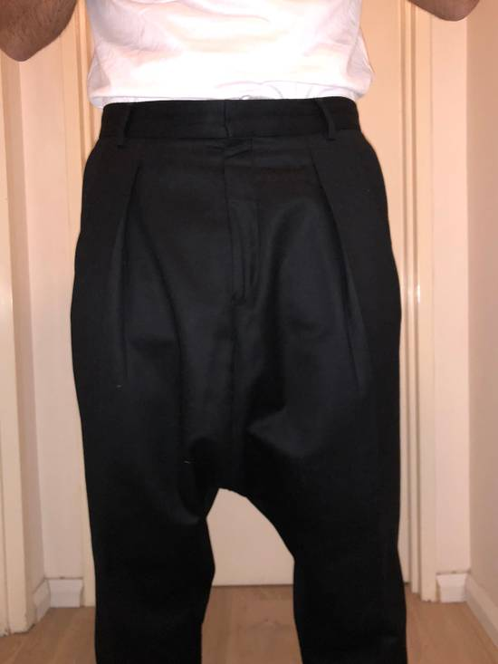 Givenchy Drop Crotch tailored pants Size 48R - 1