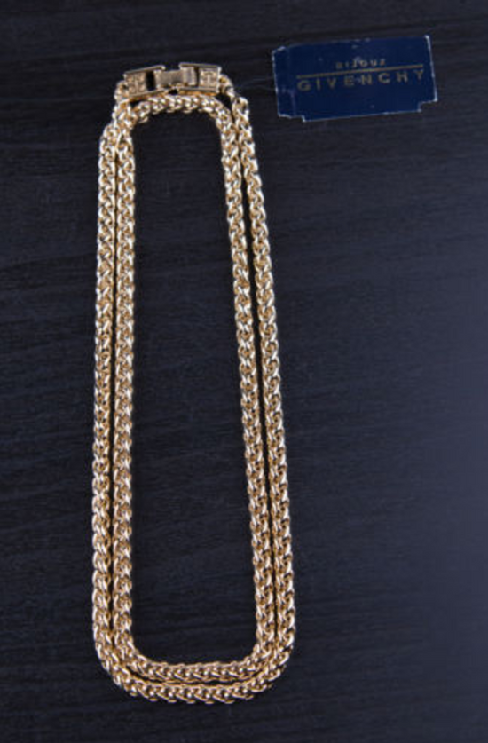 Givenchy 1994 Givenchy Gold necklace Size ONE SIZE - 1
