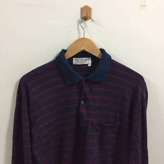 Givenchy Vintage Givenchy Gentleman Paris Polo Shirt Size L Blue Size US L / EU 52-54 / 3 - 1