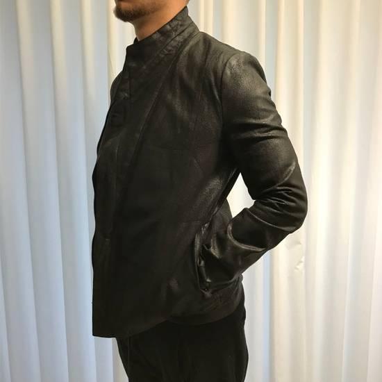 Julius black waxed jacket Size US M / EU 48-50 / 2 - 4