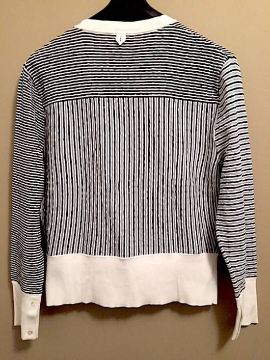 Thom Browne Striped Cardigan with Grosgrain Detail NEW Rare Size US XL / EU 56 / 4 - 1