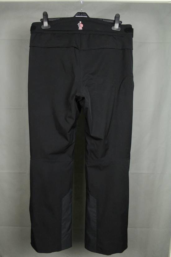 e5ded65fe101 Moncler Moncler Grenoble Men s Winter Black Ski Pants Size M (fits ...