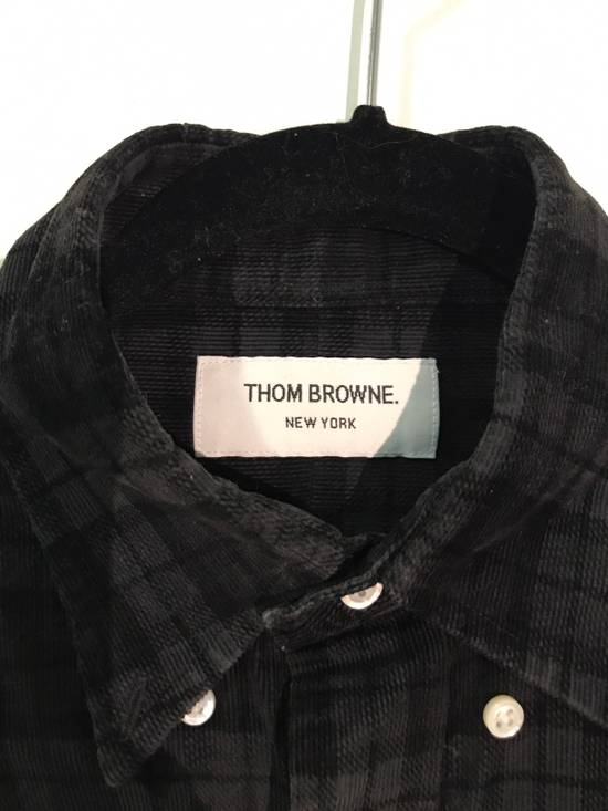 Thom Browne Thom Browne Black&Brown Flannel Size US S / EU 44-46 / 1 - 2
