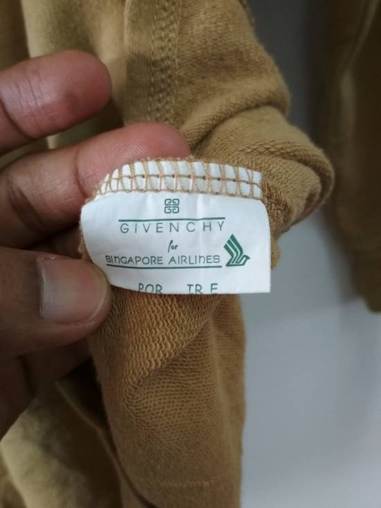 Givenchy GIVENCHY FOR SINGAPORE AIRLINES SHIRT Size US L / EU 52-54 / 3 - 8