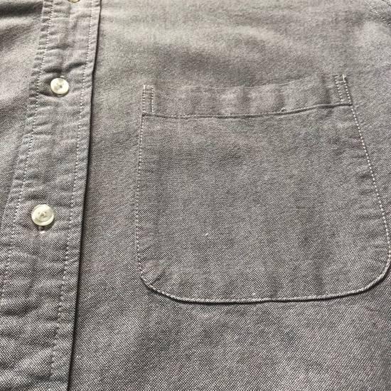 Thom Browne Oxford Classic Shirt Sz.2/M rare grey Size US M / EU 48-50 / 2 - 10