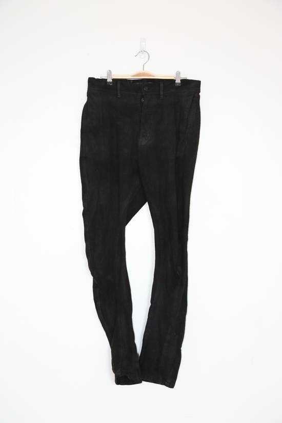 Julius Waxed Long Inseam Denim Size US 30 / EU 46