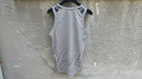 Givenchy Givenchy Baseball Stitch Print Men's Stars Rottweiler Shark Tank Top Vest size S Size US S / EU 44-46 / 1 - 8