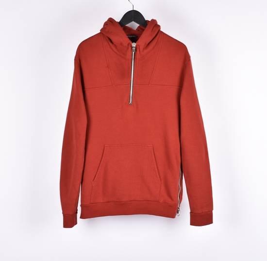 Balmain Hooded Balmain Jumper Top Side Zips Size US M / EU 48-50 / 2