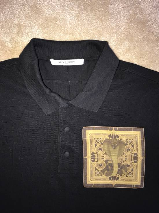 Givenchy Givenchy Cobra Polo Size US XL / EU 56 / 4 - 1
