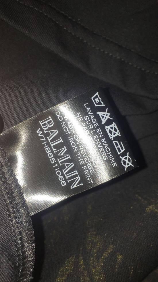 Balmain Balmain $690 Men's Black Sweater Size M Brand New With Tags Size US M / EU 48-50 / 2 - 6