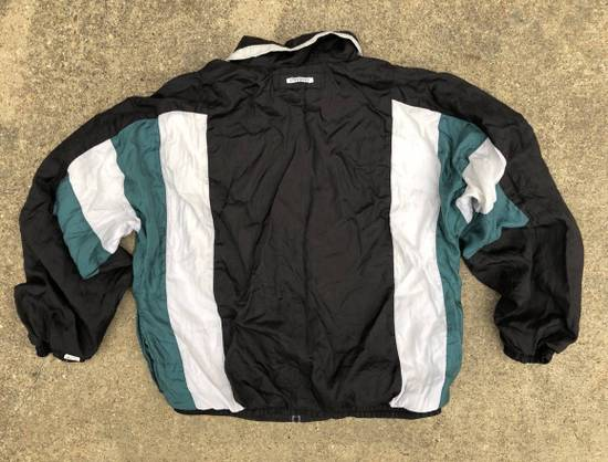 Givenchy Black and Green Iconic Track Jacket Size US L / EU 52-54 / 3 - 1