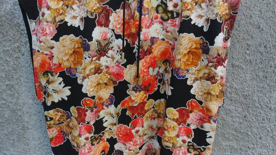 Givenchy $1050 Givenchy Floral and Butterfly Print Rottweiler Oversized Sleeveless Hoodie Top size S (M / L) Size US S / EU 44-46 / 1 - 8