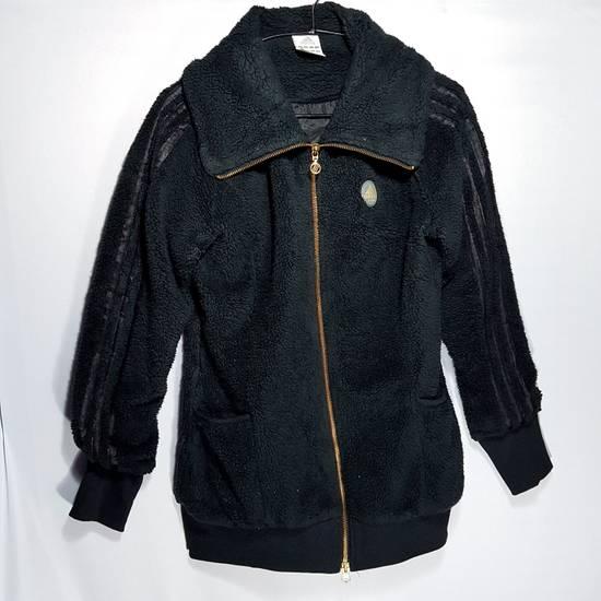 vintage adidas fleece jacket