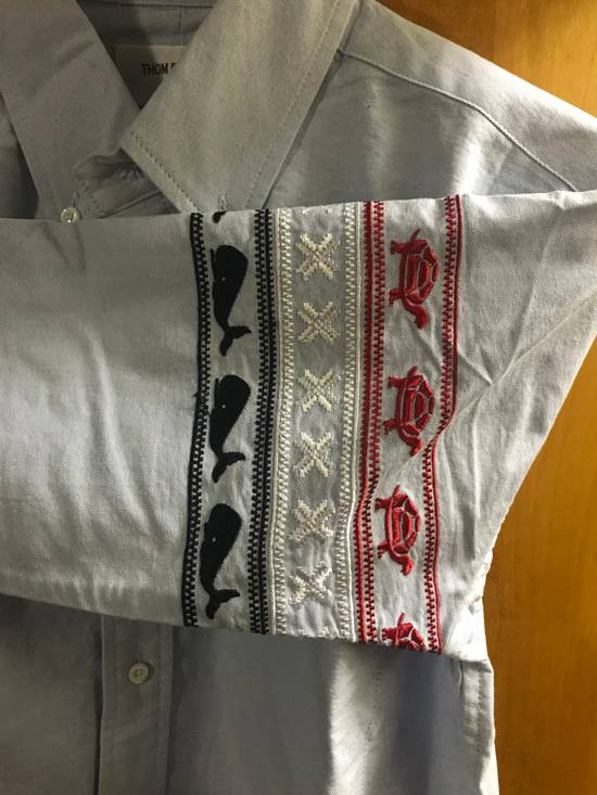 Thom Browne Oxford with Armband detailing Size US S / EU 44-46 / 1 - 1