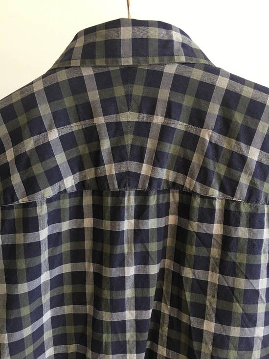 Givenchy Checked Cotton Shirt Size US M / EU 48-50 / 2 - 4