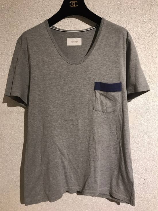 Thom Browne Thom Grey By Thom Browne Tshirt Size US M / EU 48-50 / 2 - 1