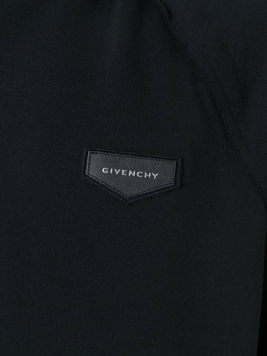 Givenchy Givenchy Leather Logo Patch Rottweiler Oversized Sleeveless Hoodie size S (L/XL) Size US S / EU 44-46 / 1 - 5