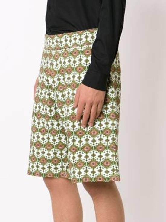 Givenchy Carpet Print Bermuda Shorts Size US 30 / EU 46 - 3
