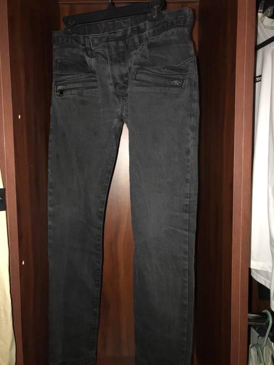 Balmain Balmain 2017 Black Denim Jeans Size US 34 / EU 50