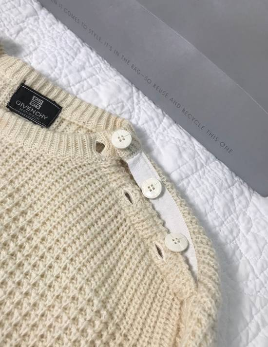Givenchy Givenchy Off White Beige Sweater Size US L / EU 52-54 / 3 - 7