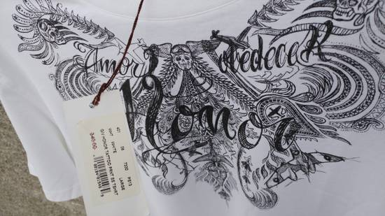 Givenchy $340 Givenchy Tattoo Honor Jersey Rottweiler Madonna Slim Fit T-Shirt size L (M) Size US L / EU 52-54 / 3 - 5