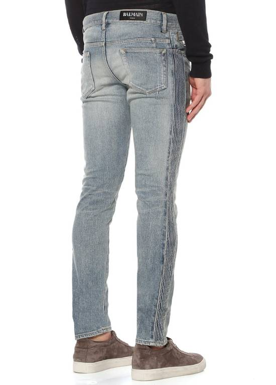 Balmain Side Detail Jeans Size US 32 / EU 48 - 2