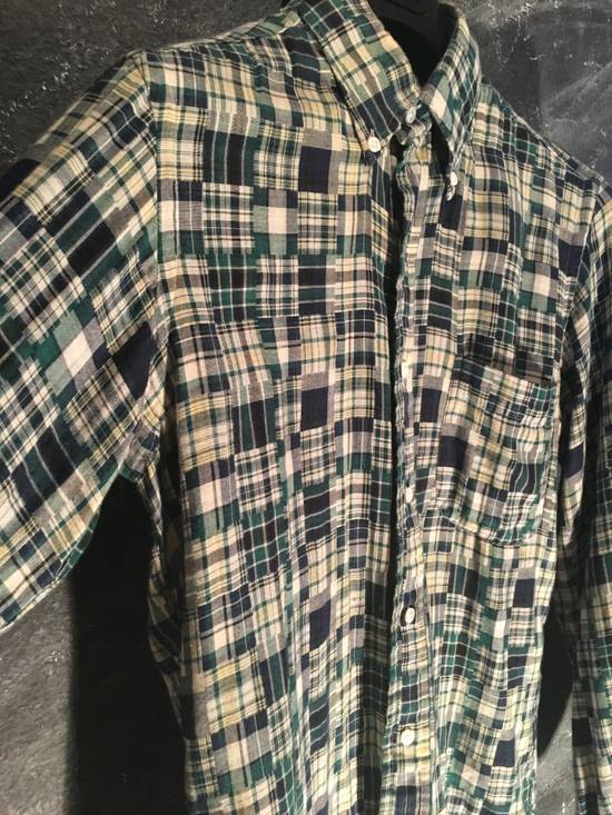 Thom Browne Plaid Madras Shirt Size 2 Size US M / EU 48-50 / 2 - 1