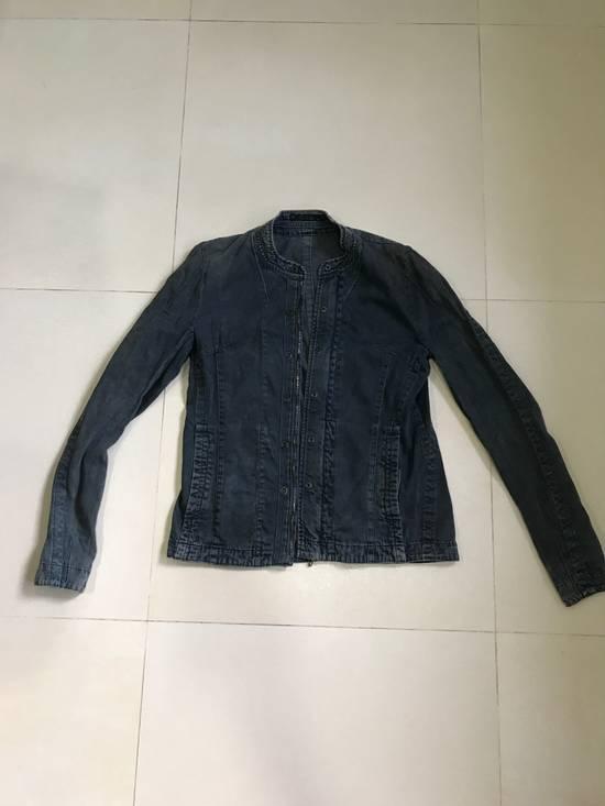 Julius SS12 vintage blue gray denim jacket Size US M / EU 48-50 / 2 - 3