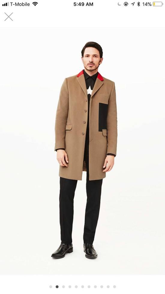 Givenchy Givenchy Cashmere Cashmere Color Block Coat Size US M / EU 48-50 / 2